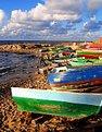 Picture Title - Color Boats Parking!