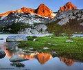 Picture Title - Ediza Lake Reflection