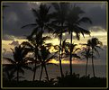 Picture Title - Hawaii, Oaho, sunrise.