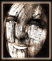 Picture Title - Wood Face