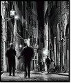 Night walk in Florence