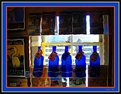 Picture Title - Blue Bottles