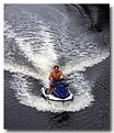 Picture Title - Early Morning Jet Skier