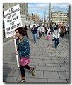 Picture Title - Pre-Emptive Protester