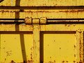 Picture Title - Rust on yellow