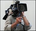 Picture Title - Cameraman, Anti-Bush Rally, 8/29/04