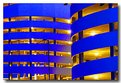Picture Title - BW Parking Blue-Yellow