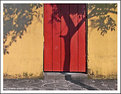 Picture Title - The red gate