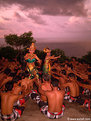 Picture Title - Kecak dance in the sunset