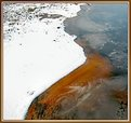 """Picture Title - Ice on """"Planet Mars"""""""