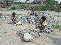 Picture Title -  Stones Cracer