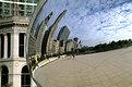Picture Title - Curved Dimention - Cloud Gate