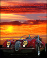 Picture Title - Old Fashion Car - Jaguar 1952
