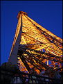 Picture Title - Eiffel Tower at Sunset