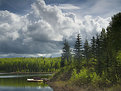 Picture Title - Summer Clouds