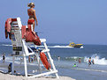 Picture Title - LIFEGUARDING THE BEACH