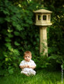 Picture Title - Little garden gnome