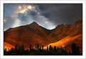 Picture Title - Mountains Light