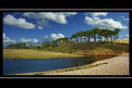 Picture Title - The estuary, Budleigh