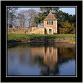 Picture Title - Moat pool, Great Chalfield