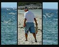"""Picture Title - The """"Middle-Aged"""" Man & The Sea"""