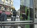 Picture Title - Paris Bus Stop