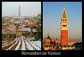 Picture Title - November in Venice