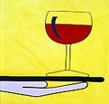 Picture Title - A Glass of Red