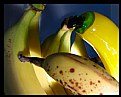 Picture Title - Bananas in Blue