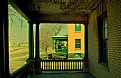 Picture Title - Porch in color