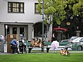 Picture Title - Sunday in the Park  Palo Alto