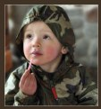 Picture Title - Camouflage Boy