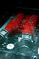 Picture Title - Ferrari Under Glass