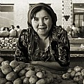 Picture Title - Samarkand Market