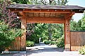Picture Title - Japanese garden- the gate