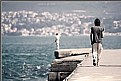 Picture Title - Walking by the Bosphorus