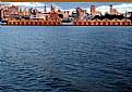 Picture Title - Porto Alegre from the River