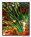 Picture Title - Glass Abstract 2