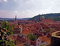 Picture Title - Roofs of Prague...