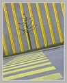 Picture Title - studie in grau und gelb