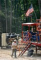 Picture Title - patriotic while drilling for gas