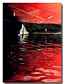 Picture Title - Lightship Reflection I