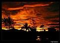 Picture Title - Céu em chamas
