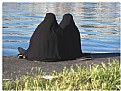 Picture Title - womens in veiled dress