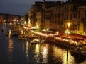 Picture Title - Venice Canal at Night