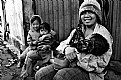 Picture Title - A Beggar Family