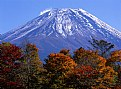 Picture Title - Mount Fuji in Fall
