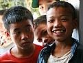 Picture Title - akha children