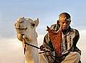 Picture Title - camel and rider