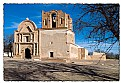 Picture Title - Tumacacori Mission Front view